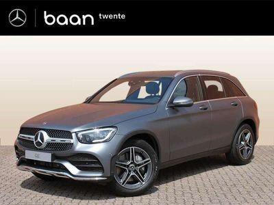 tweedehands Mercedes 200 GLCGLC AMG Line / Premiumpakket / Burmester Automaat