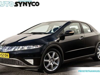 "tweedehands Honda Civic 1.8 140 Pk Sport | Climate Controle | 17"" Velgen |"