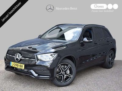 tweedehands Mercedes 200 GLCBusiness Solution AMG | Nightpakket | Stoelverwarming | Achteruitrijcamera