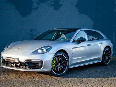 tweedehands Porsche Panamera Sport turismo 2.9 4 E-Hybrid.Leder.Navi.Panodak.Fu