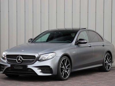 tweedehands Mercedes E43 AMG AMG 4-Matic Premium Plus Panoramadak Memory Carbon Sfe