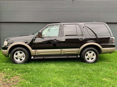 tweedehands Ford Expedition  Eddy Bauer 5.4   NAVI   7 pers.   Youngtimer  
