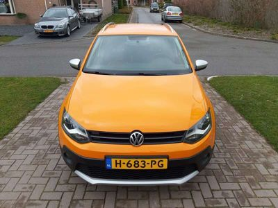 tweedehands VW Polo Cross VW Polo 6R 1.4-16V FSI
