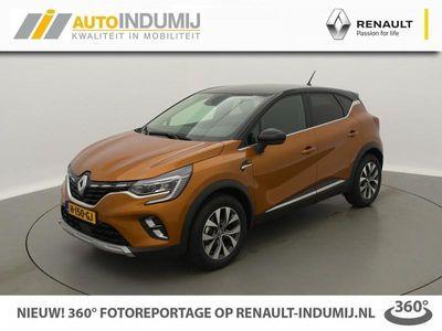 tweedehands Renault Captur TCe 100 Intens // Navi / Camera / Bluetooth / LED