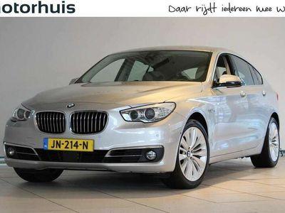 tweedehands BMW 530 Gran Turismo 530D 258PK AUTOMAAT HIGH EXE NAVI PRO