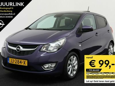 tweedehands Opel Karl 1.0 Start/Stop 75pk Innovation Uniek! Schuif-kanteldak
