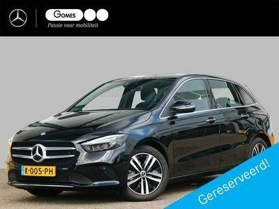 tweedehands Mercedes B180 Business Solution Plus Luxury Panoramadak | zwart..
