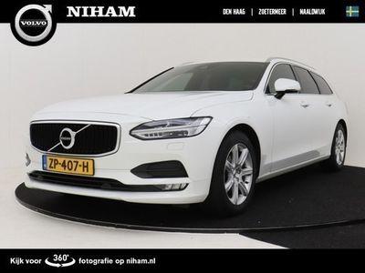 tweedehands Volvo V90 D4 190PK AUT - STANDKACHEL|LEER|ADAP.CRUISE|TREKHA