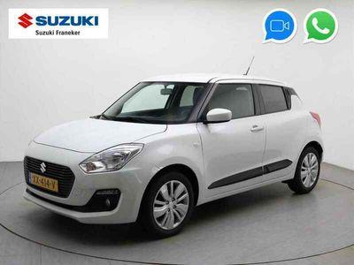 tweedehands Suzuki Swift 1.2 90pk Select   LMV   Airco   Stoelverwarming 