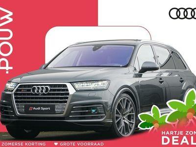 tweedehands Audi SQ7 SQ74.0 TDI quattro 320(435) kw(pk) tiptronic