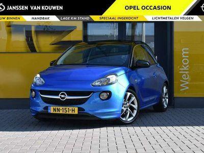 tweedehands Opel Adam 1.0 Turbo Slam | OPC-Line | LMV | Vlot & Zuinig |