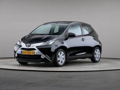 tweedehands Toyota Aygo 1.0 VVT-i x-wave, Airconditioning, Canvas open dak,