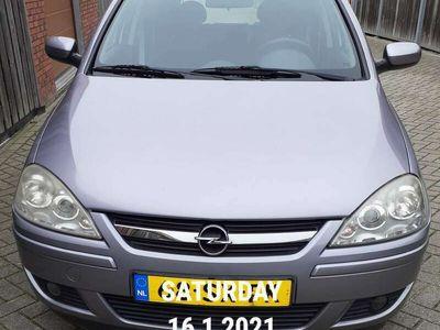 tweedehands Opel Corsa 1.2-16V Silverline