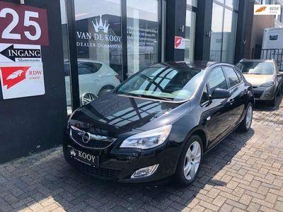 tweedehands Opel Astra 1.4 Turbo Edition 6/12 M Garantie