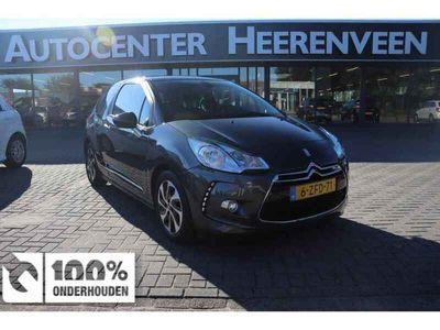 tweedehands DS Automobiles DS3 1.6 BlueHDi Business 50 % deal 3.975,- ACTIE Navi
