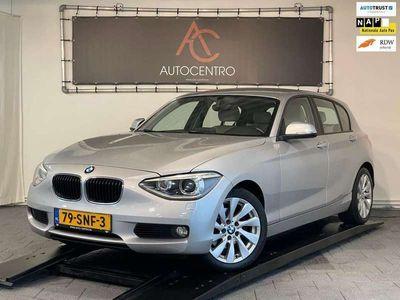 tweedehands BMW 118 118 i Business / Nieuwe Ketting / Leder / Navi / Cr