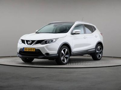 tweedehands Nissan Qashqai 1.5 dCi CONNECT EDITION, Navigatie, Panoramadak