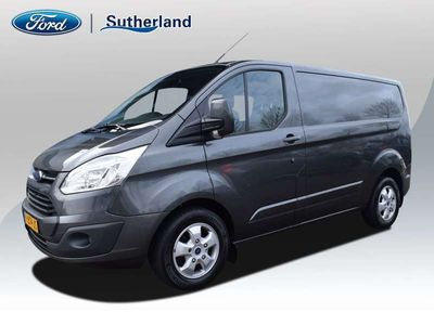 tweedehands Ford Custom Transit270 2.0 TDCI L1H1 Limited, Cruise, Airco, Camera, Stoel Vw, 16'_Lm