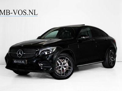tweedehands Mercedes 300 GLC-KLASSE4-M AMG Luchtvering/Distronic/Keyless/Comand/360/Burmester/Schuifdak/Night Aut9