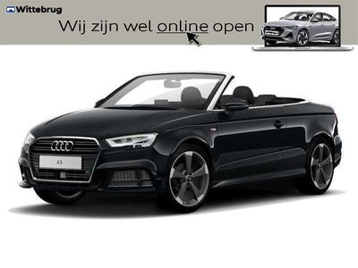 tweedehands Audi A3 Cabriolet 35 TFSI 150pk s-tronic CoD Sport S Line