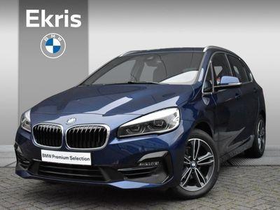 tweedehands BMW 216 Active Tourer 216i Corporate Lease Executive Leder