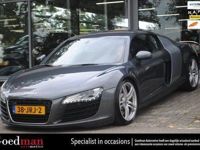 tweedehands Audi R8 Coupé 4.2 V8 FSI 1E EIG. NL-AUTO DEALER OND.!