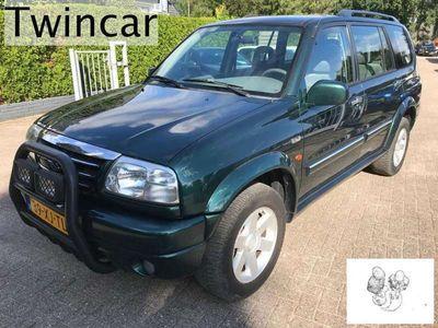 tweedehands Suzuki Grand Vitara 2.7 V6 5D XL-7 HANDBAK 4X4 AIRCO LMV TRH