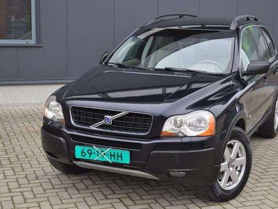 tweedehands Volvo XC90 2.5 T Summum LPG3! Youngtimer, bijtel vriendelijk