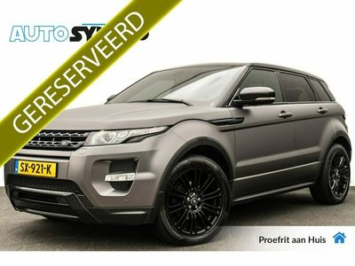 tweedehands Land Rover Range Rover evoque 2.2 TD4 4WD Automaat Dynamic I Panoramadak I Leder I 19 inch.