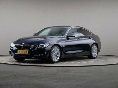 tweedehands BMW 428 4 Serie Gran Coupé i Luxury € 25.900