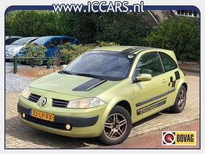 tweedehands Renault Mégane Megane1.6 16V / AIRCO / APK: 09-2020 !!!