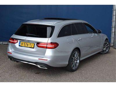 tweedehands Mercedes 200 E-KLASSE EstateSport AMG | Panoramadak | Rij-assistentiepakket Plus | Widescreen Comand | Memory stoelen | Trekhaak
