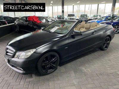 tweedehands Mercedes E350 CDI Aut. Elegance