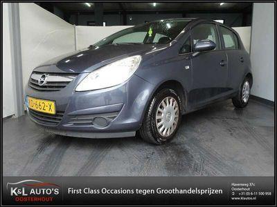 tweedehands Opel Corsa 1.0-12V Selection zie tekst