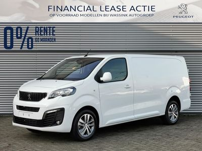 tweedehands Peugeot Expert 231L GB 2.0 BlueHDi 120pk 3p Asphalt NAVI 17INCH AKTIEMODEL Offerte aanvragen