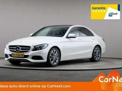 tweedehands Mercedes C350e Lease Edition, Automaat, LED, Leder, Navigatie,