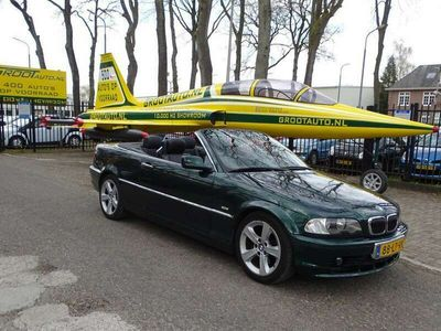 tweedehands BMW 325 Cabriolet 325Ci Executive Automaat Airco, Cruise Cont