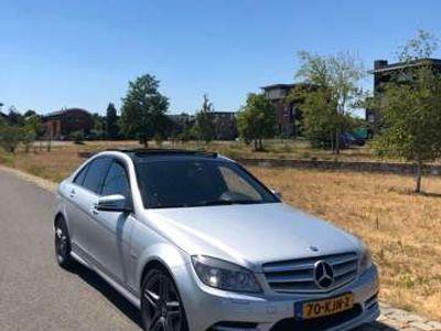 tweedehands Mercedes C350 AMG PANODAK FULL OPTIE