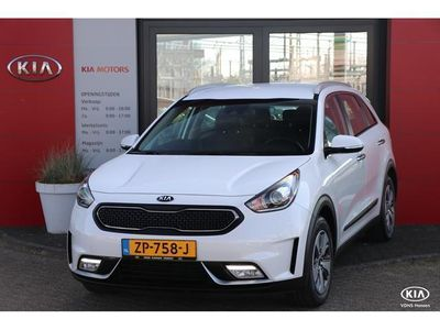 tweedehands Kia Niro 1.6 GDi Hybrid DynamicLine I Navi I Leder I Lane assist