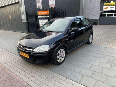 tweedehands Opel Corsa 1.4-16V Sport Airco NAP APK 1 Jaar