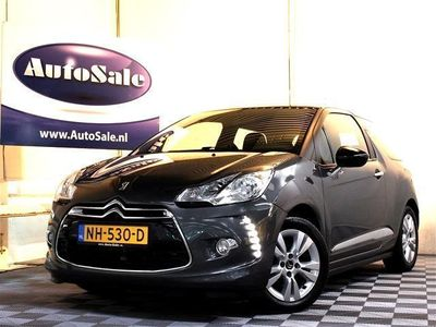 tweedehands Citroën DS3 1.4 So Chic Pack Plus 90.000 km ! LED CRUISE AIRCO