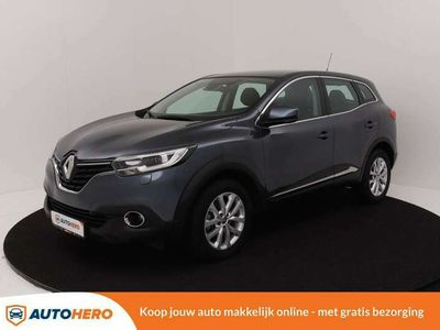 tweedehands Renault Kadjar 1.2 TCe Limited 131PK VD07959   Dual Zone Climate