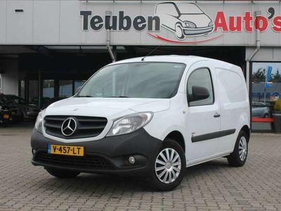 tweedehands Mercedes Citan 108 CDI BlueEFFICIENCY EX BTW Airco, Radio, AUX en