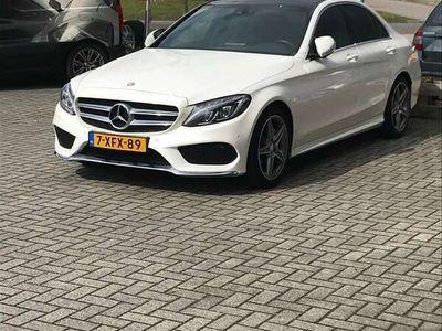 tweedehands Mercedes C200 200 Amg/Comfort