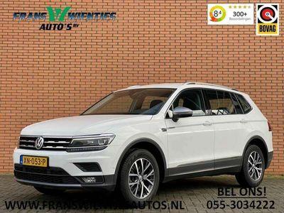 tweedehands VW Tiguan Allspace 2.0 TDI Highline Business R 7 Persoons | Automaat! | Virtual Cockpit | Navigatie | Panoramadak | Led | Xenon | Camera | Trekhaak |