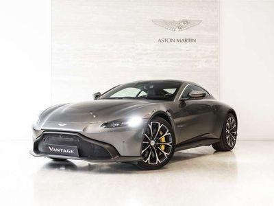 tweedehands Aston Martin V8 VantageNieuwprijs € 231.500,-