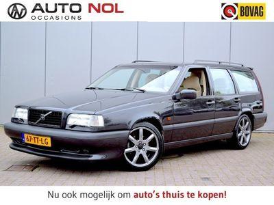 tweedehands Volvo 850 2.3 R BIJTELLINGS VRIENDELIJK Leer/Alcantara Eleks