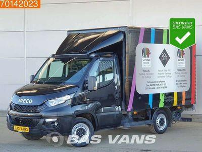 tweedehands Iveco Daily 35S15 3.0 Luftfederung Klima Ladebordwand Koffer L
