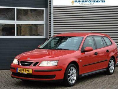 tweedehands Saab 9-3 Sport Estate 1.8t Hirsch in Laser Red