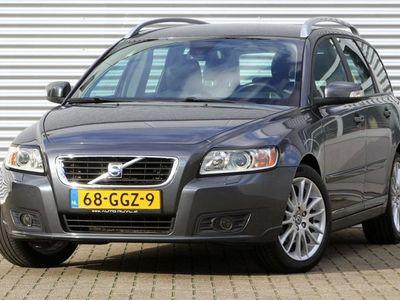 tweedehands Volvo V50 2.0 Edition II Leer, Garmin Navi
